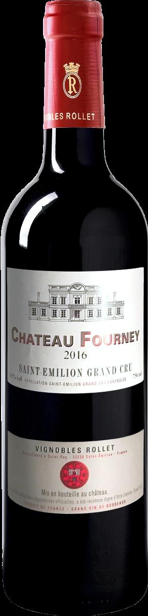 Château Fourney Saint-Émilion Grand Cru