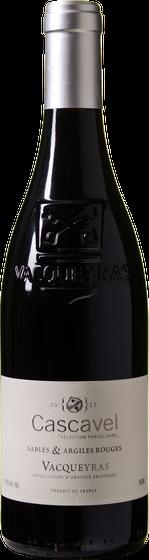 Cascavel 'Sables & Argiles' Vacqueyras (Organic)