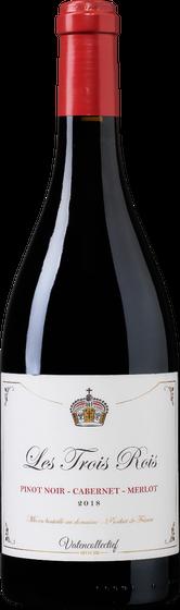 Les Trois Rois Pinot Noir-Cabernet-Merlot