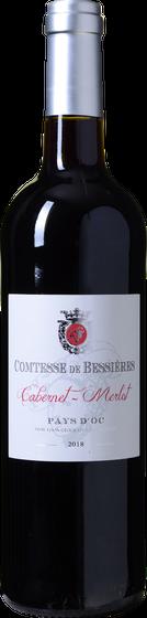 Comtesse de Bessières Cabernet-Merlot