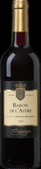 Baron de l'Astre Merlot-Cabernet