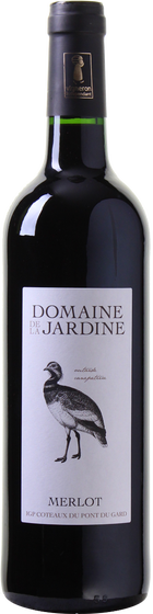 Domaine de la Jardine Merlot (Organic)