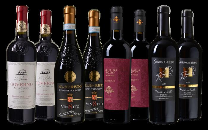 Bombastisch Italië Wijnpakket