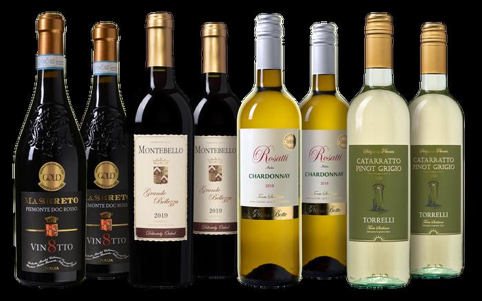 Zomers Italië Wijnpakket