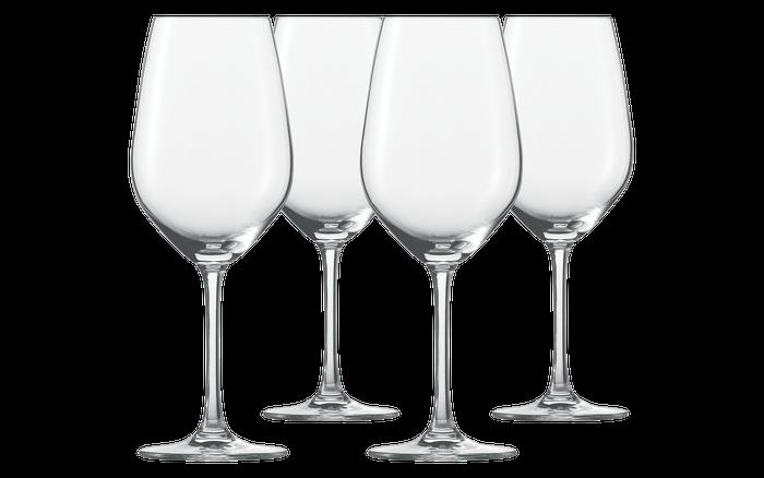 4 Schott Zwiesel Wijnglazen