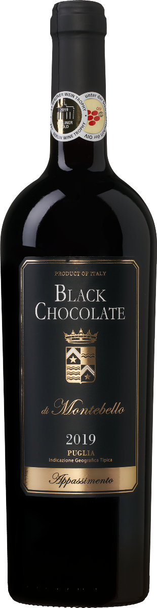 Black Chocolate di Montebello Appassimento