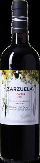 Zarzuela Tempranillo Ribera del Duero