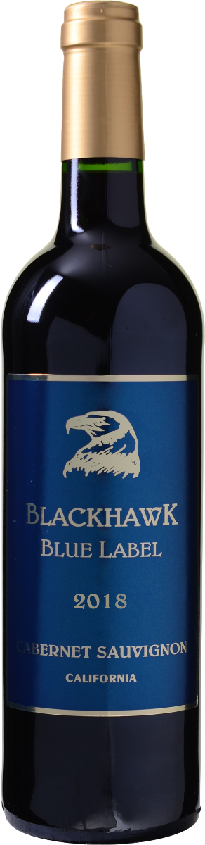 Blackhawk 'Blue Label' Cabernet Sauvignon