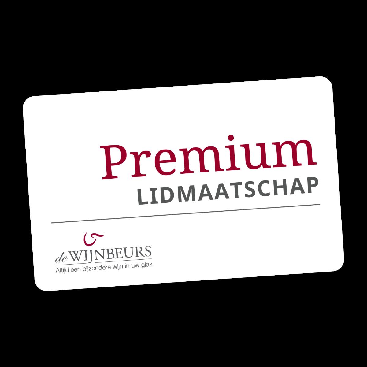 Premium lidmaatschap