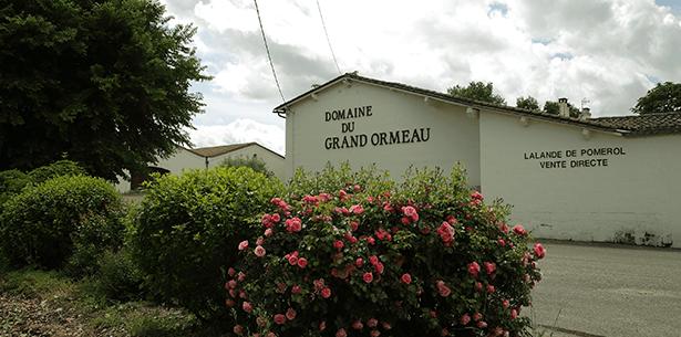 Wijnverhaal Domaine du Grand Ormeau Lalande de Pomerol