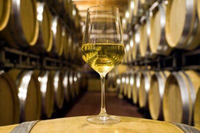 Chardonnay witte wijn