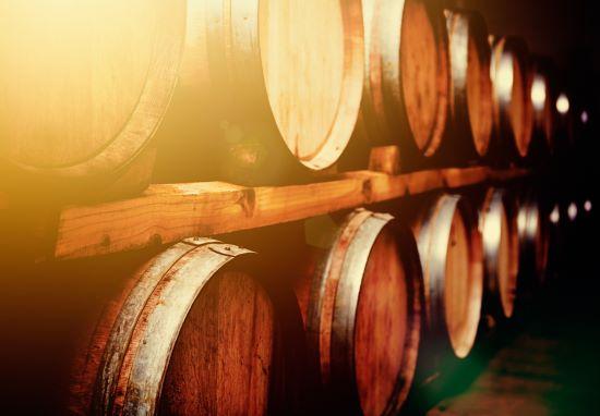 rode wijn wijnvaten