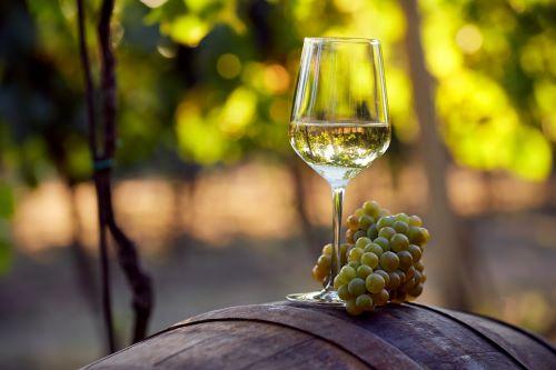halfdroge witte wijn