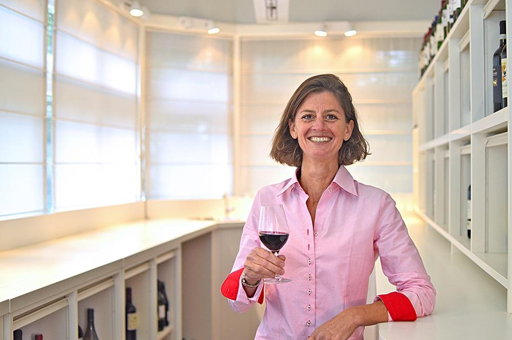 Het wijnbeurs proefpanel Tineke