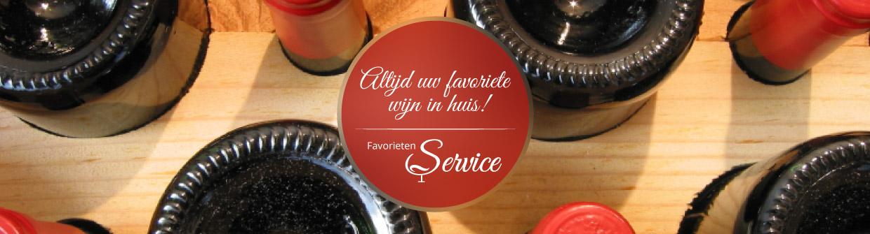 favorieten-service