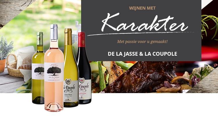 La Coupole &  La Jasse