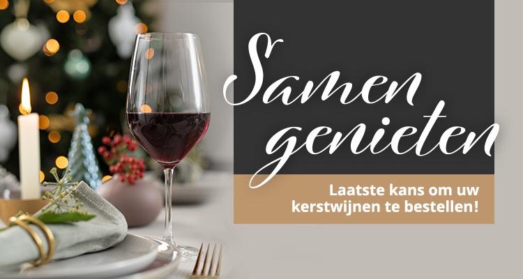 Samen Genieten - Kerst Wijnen