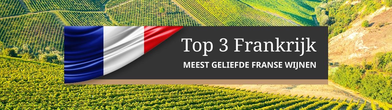 Top 3 Frankrijk