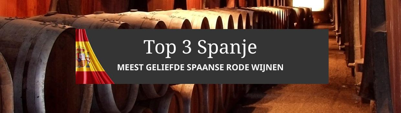 Top 3 Spanje
