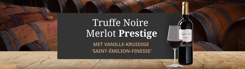 Truffe Noire Merlot Prestige