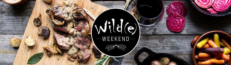 Wilde Weekend header