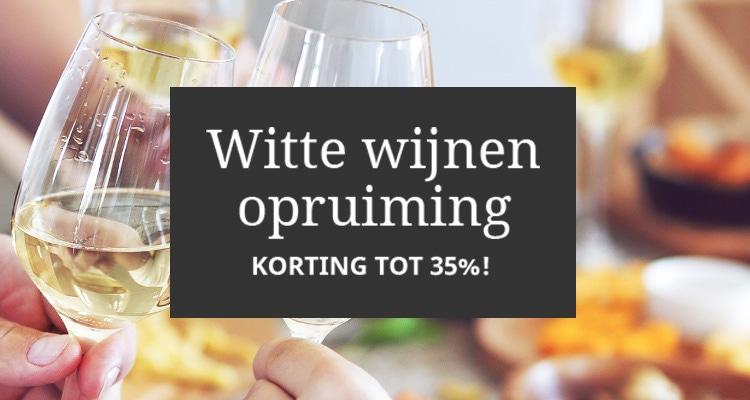 Wit opruiming