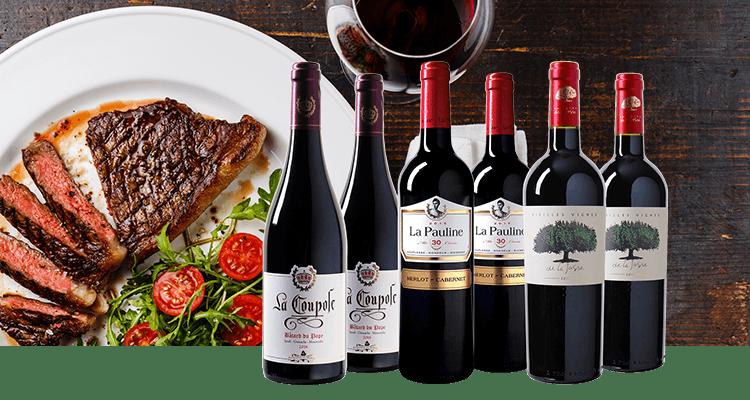 Top 3 Frans Wijnpakket slechts € 35