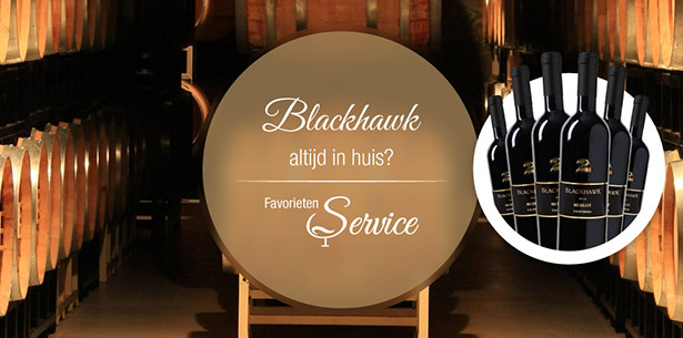 Wijnverhaal Blackhawk Zinfandel - 1