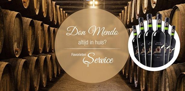 Wijnverhaal Don Mendo - 2