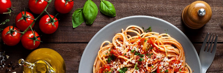 Wijn bij Italiaans eten