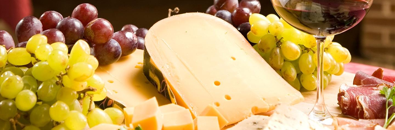 Wijn en kaas combinaties