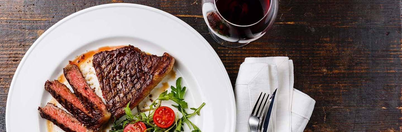 Wijn en vlees combinaties