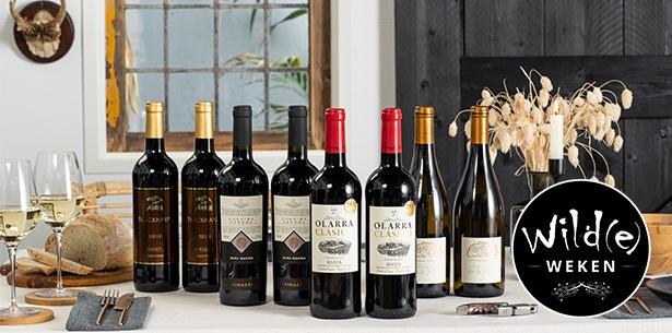 Wild Wijnpakket