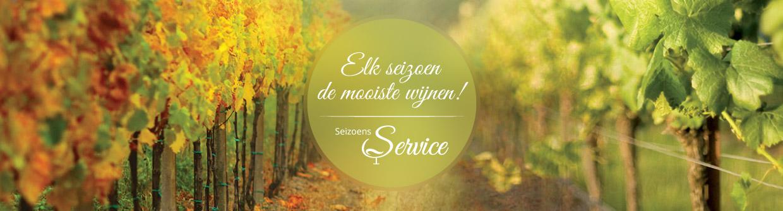 Wijnbeurs Seizoens Service