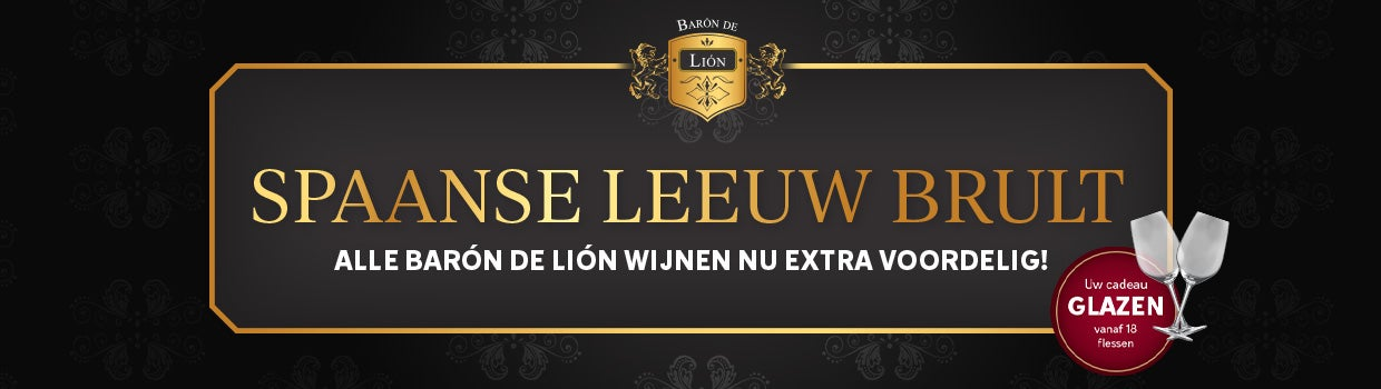 Web header baron de lion desktop