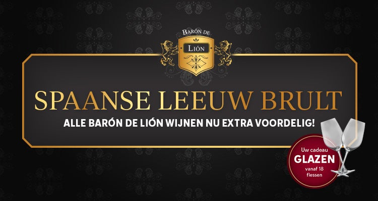 Web header baron de lion mobile